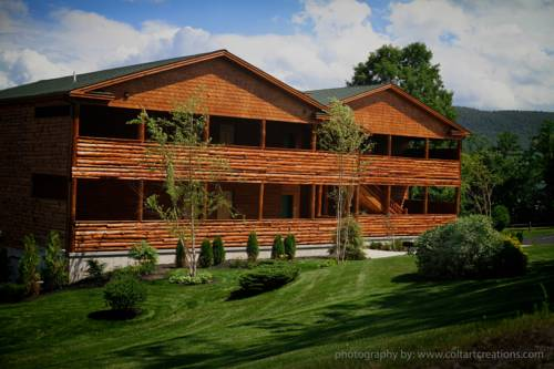 hotel The Lodges at Cresthaven