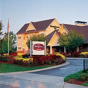 hotel Residence Inn Cincinnati North West Chester