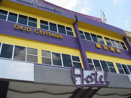 hotel Okid Hotel - Taman Johor Jaya