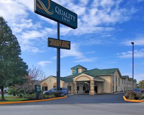 hotel Quality Inn Franklin