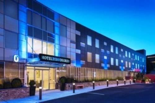 hotel Hotel Zero Degrees Norwalk