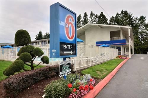 hotel Motel 6 Tumwater - Olympia