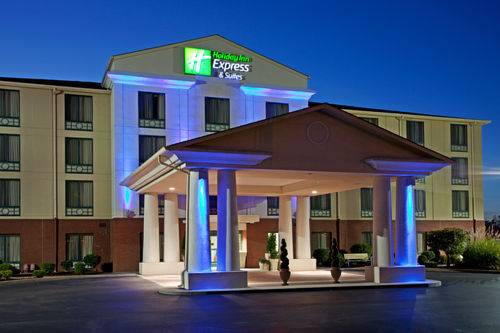 hotel Holiday Inn Express Hotel & Suites Murray