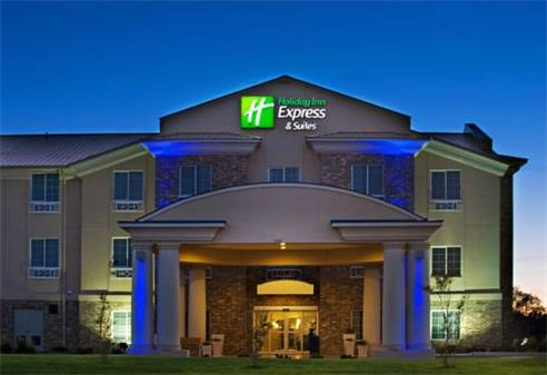 hotel Holiday Inn Express Hotel & Suites Andrews