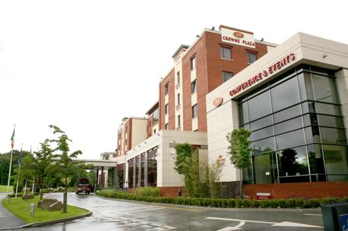 hotel Crowne Plaza Dublin Airport (formerly Crowne Plaza Northwood)