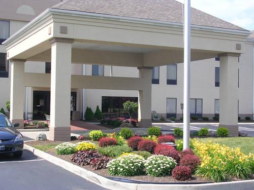 hotel Holiday Inn Express & Suites Troy