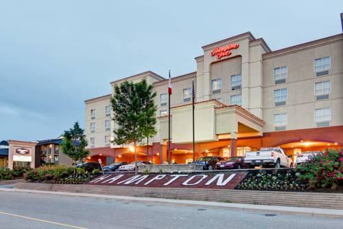 hotel Hampton Inn by Hilton Kamloops