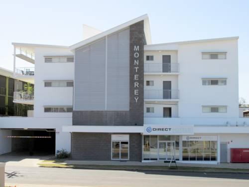 hotel Direct Hotels - Monterey Moranbah