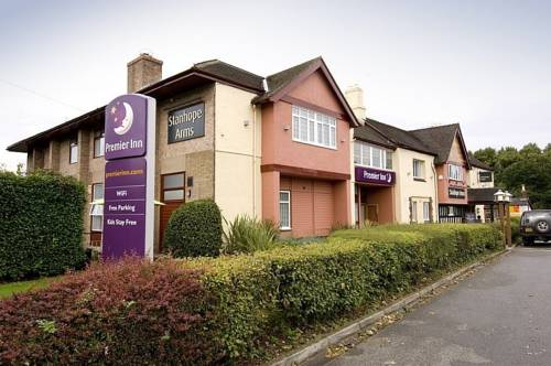 hotel Premier Inn Burton-On-Trent East