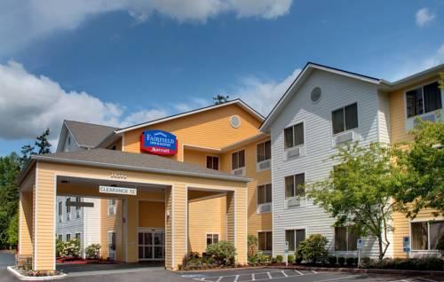 hotel Fairfield Inn & Suites Seattle Bellevue/Redmond