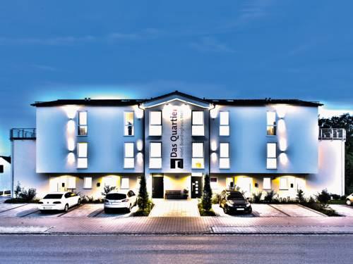 hotel Das Quartier
