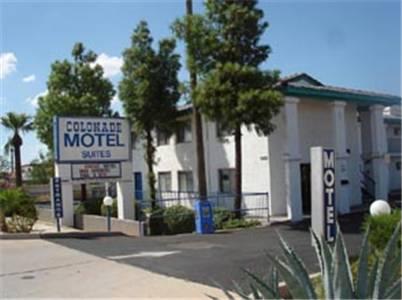 hotel Colonade Motel Suites