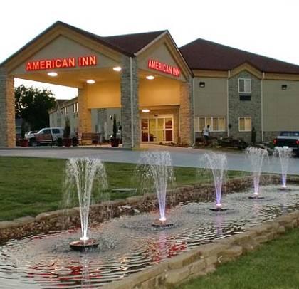 hotel American Inn Madill