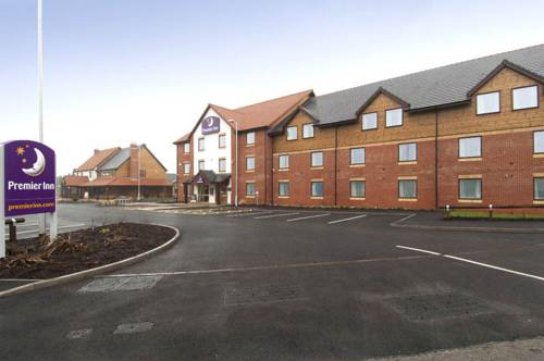hotel Premier Inn Rugeley