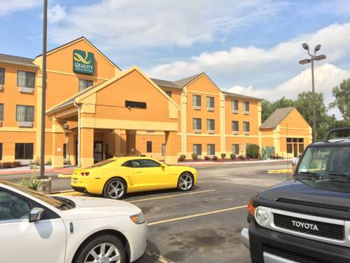 hotel Quality Inn and Suites Harvey
