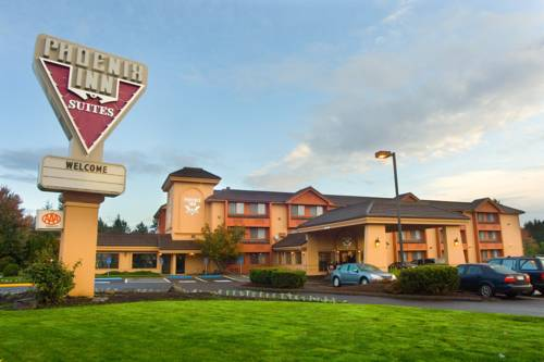 hotel Phoenix Inn Suites Salem