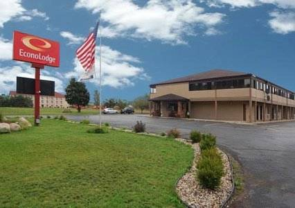 hotel Econolodge - Paw Paw