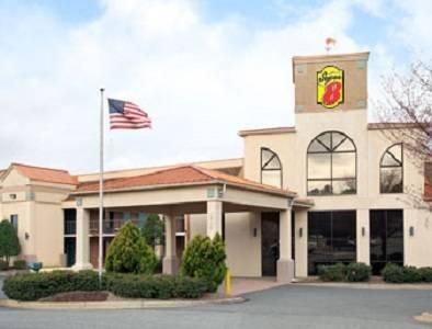 hotel Super 8 Huntersville