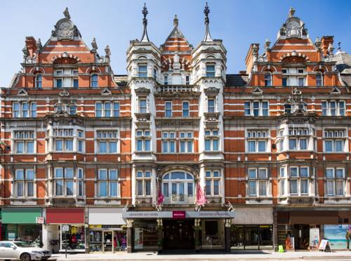 hotel Mercure Leicester The Grand Hotel