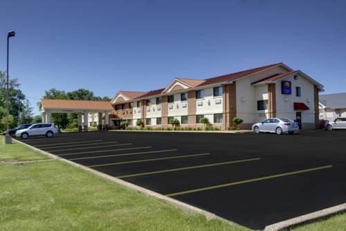 hotel Comfort Inn Moline - Quad Cities