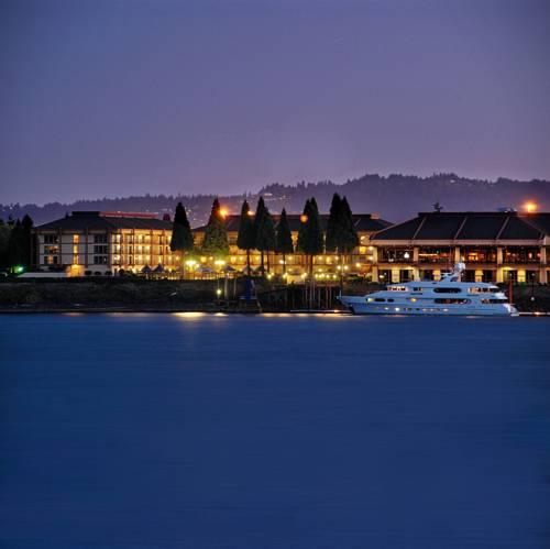 hotel Red Lion Hotel on the River Jantzen Beach Portland