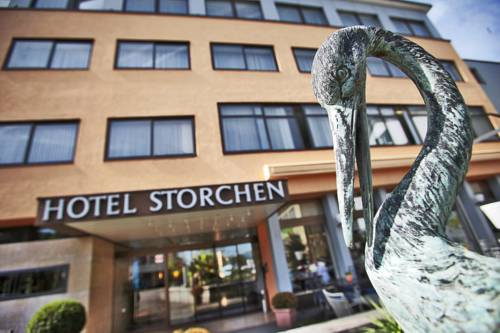hotel Hotel Storchen