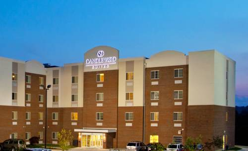 hotel Candlewood Suites Washington North