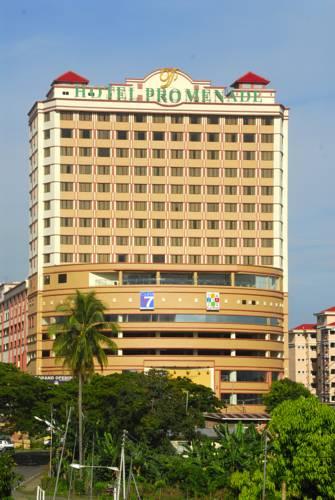 hotel Promenade Hotel Tawau