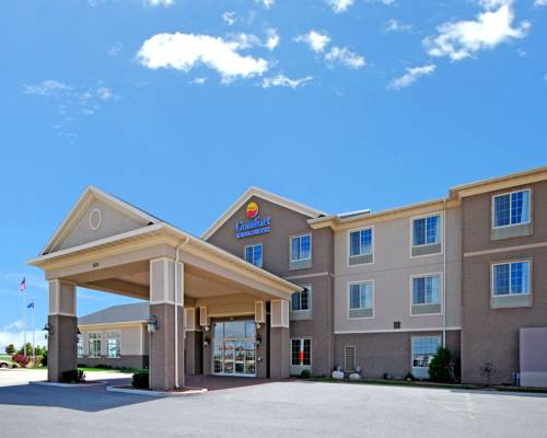 hotel Comfort Inn & Suites DeForest