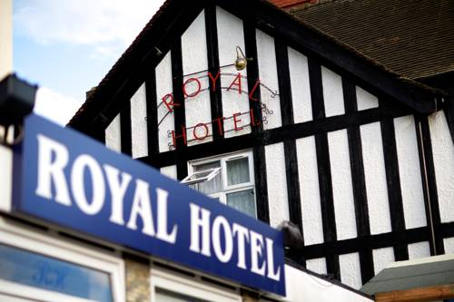 hotel Royal Hotel, Walsall