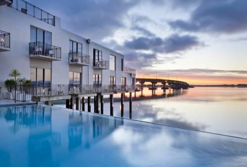 hotel Trinity Wharf Tauranga