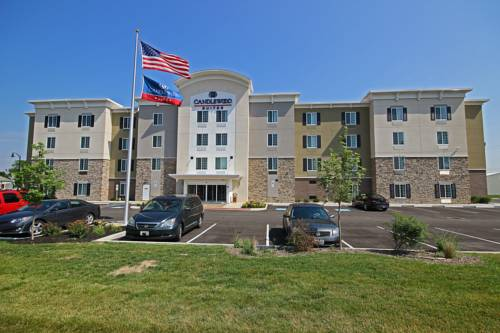 hotel Candlewood Suites Columbus - Grove City