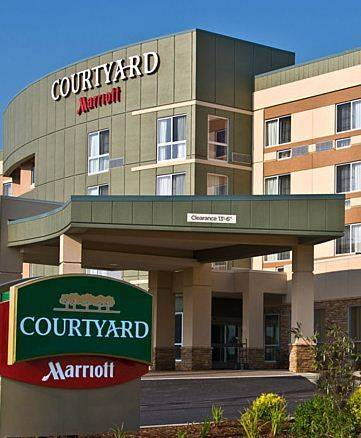 hotel Courtyard by Marriott Cincinnati Midtown/Rookwood