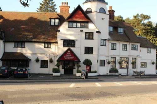 hotel The Devil's Punchbowl Hotel