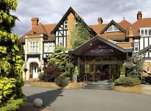 hotel Chesford Grange - QHotels