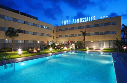 hotel Tryp Valencia Almussafes Hotel