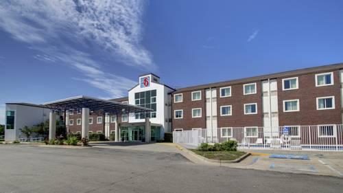 hotel Motel 6 Des Moines West