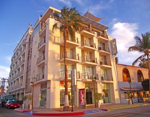 hotel Seven Crown La Paz Malecon