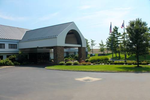 hotel DoubleTree Suites by Hilton Dayton/Miamisburg