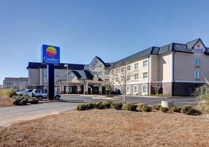 hotel Comfort Inn & Suites Daphne