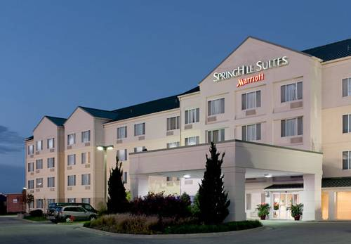 hotel SpringHill Suites Kansas City Overland Park
