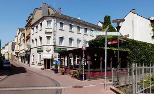 hotel Hotel Restaurant Adria Kroatien