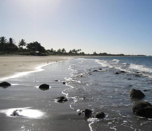 hotel Tropical Beach Caravan Park