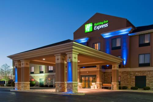 hotel Holiday Inn Express Gas City