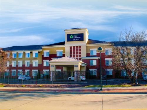 hotel Extended Stay America - Cleveland - Beachwood - Orange Place - North