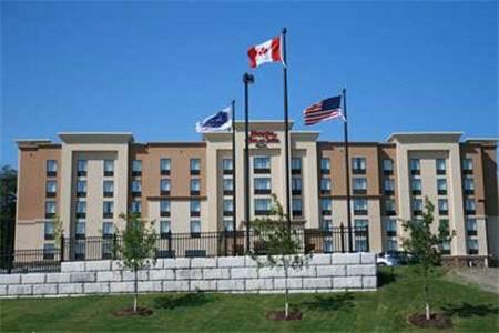 hotel Hampton Inn & Suites by Hilton Barrie