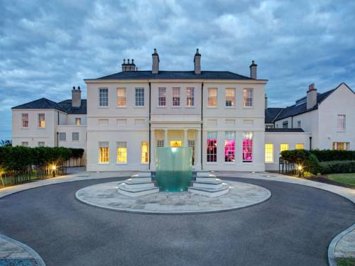 hotel Seaham Hall and Serenity Spa