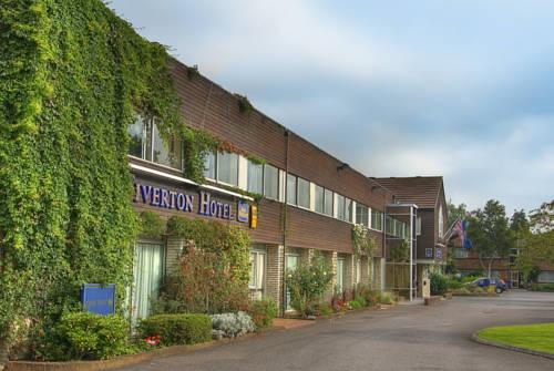 hotel Best Western Tiverton Hotel