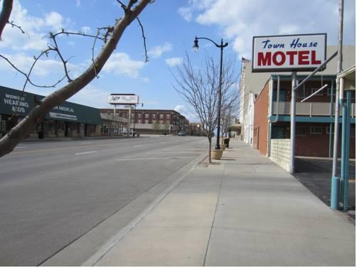 hotel Town House Motel - Arkansas City