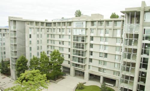 hotel Simon Hotel at Simon Fraser University